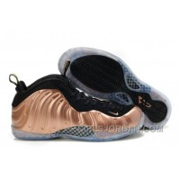 "Nike Air Foamposite One ""Dirty Copper"" Mens Basketball Shoes Lastest"