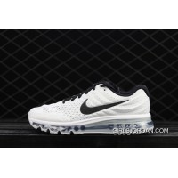 Copuon Code Version Of The Nike Air Max 2017 Mesh Breathable Running Shoes 849559-100