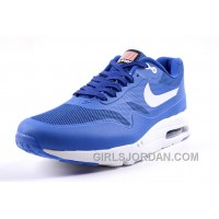 Nike Air Max 87 1 American Flag Women Men Blue 36-45 Copuon Code