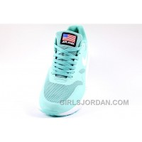 Nike Air Max 87 1 American Flag Women Sky Blue New Style