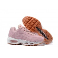 Nike Air Max 95 2017 Spring New Pink Women Best