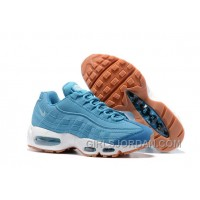 Nike Air Max 95 2017 Spring New Blue Women Copuon Code