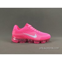 NIKE AIR VAPORMAX FLYKNIT 2018 Pink For Sale