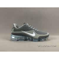 NIKE AIR VAPORMAX FLYKNIT 2018 Grey White For Sale