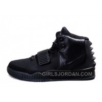 "Nike Air Yeezy 2 ""Blackout"" Christmas Deals"
