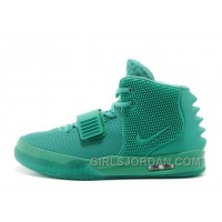 "Nike Air Yeezy 2 ""Green Lantern"" Glow In The Dark Top Deals"