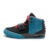 "Nike Air Yeezy 2 ""South Beach"" Glow In The Dark Sole Discount"
