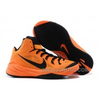 Nike Hyperdunk 2014 Bright Mango/Black For Sale Cheap To Buy