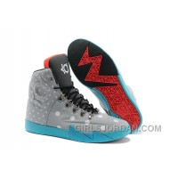 "Nike KD 6 NSW Lifestyle ""Birthday"" Light Grey/Anthracite-White For Sale"