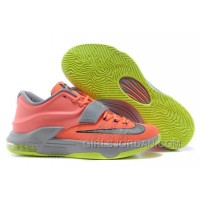 "Nike Kevin Durant KD 7 VII ""35000 Degrees"" Mens Basketball Shoes Top Deals"