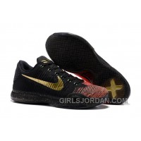 "2017 Nike Kobe 10 Elite Low ""Christmas"" Mens Basketball Shoes Free Shipping"