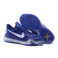 "Christmas Deals Kobe 10 ""Royal Blue"" Mens Basketball Shoes"
