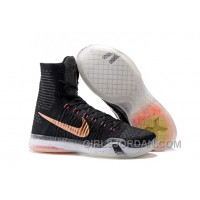 "Nike Kobe 10 Elite High ""Rose Gold"" Mens Basketball Shoes Super Deals"