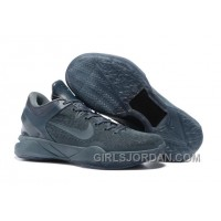 "Nike Kobe 7 FTB ""Black Mamba"" Mens Basketball Shoes Christmas Deals"