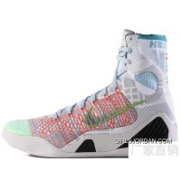 Kobe 9 Elite What The Kobe 678301-904 New Style