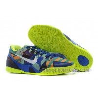 "Nike Kobe 9 EM ""Brazil"" Mens Basketball Shoes Cheap To Buy"