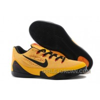 "Nike Kobe 9 EM ""Bruce Lee"" Mens Basketball Shoes Cheap To Buy"