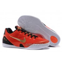 "Nike Kobe 9 EM ""China"" Mens Basketball Shoes Cheap To Buy"