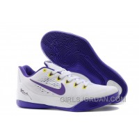 "Nike Kobe 9 EM ""Home"" Mens Basketball Shoes Free Shipping"