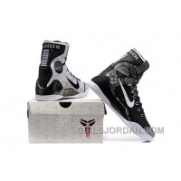 Nike Kobe 9 High Woven Black Men Shoes Online