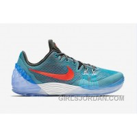 "Nike Kobe Venomenon 5 EP ""Chlorine Blue"" Mens Basketball Shoes Cheap To Buy"