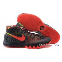Nike Kyrie 1 Dream Black/White-Bright Crimson-Anthracite Best