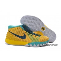 Nike Kyrie 1 Letterman Free Shipping