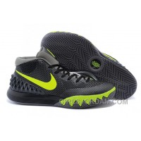 Nike Kyrie 1 Grade School Shoes Black Yellow Cheap To Buy