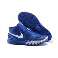 Nike Kyrie 1 Grade School Shoes Borland White Online