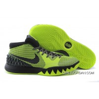 Nike Kyrie 1 Women Shoes Green Black New Style