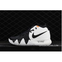 Online Nike Kyrie Owen Furnace Oven Color Generation Matching Real Combat Also Shoes In Black And White Air Jordan 16 91-100