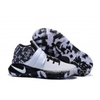 Nike Kyrie 2 Black White Mens Basketball Shoes Super Deals