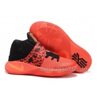 "Nike Kyrie 2 ""Bright Crimson"" Mens Basketball Shoes Free Shipping"