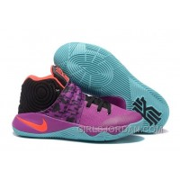 Nike Kyrie 2 Grade School Shoes Pink Black Super Deals