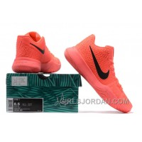 Nike Kyrie 3 Mens BasketBall Shoes All Orange Cheap To Buy XTxajX