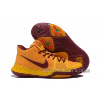 Nike Kyrie 3 Womens Mens Shoes Cleverland For Sale