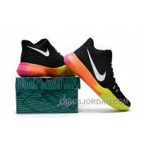 Online Nike Kyrie 3 Womens Mens Shoes Colourful