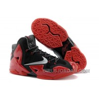 "Nike LeBron 11 ""Away"" Mens Basketball Shoes Authentic"