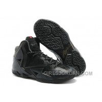 Nike LeBron 11 Black/Multi-Color-Anthracite For Sale Discount