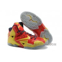 "Nike LeBron 11 ""Ring Ceremony"" PE Mens Basketball Shoes Free Shipping"