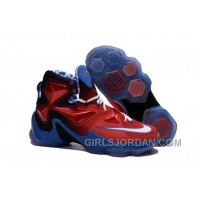 Online Nike LeBron 13 Grade School Shoes Captain America