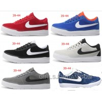 6 Colorways SB Supreme X Nike SB Tennis Classic Men Discount