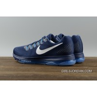 Nike Zoom All Out Low Men Shoes Blue Cheap To Buy