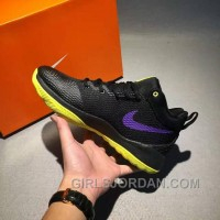 Nike Zoom HyperRev EP 2017 Black Purple Authentic