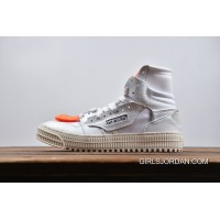 OFF-WHITE C/O VIRGIL ABLOH 18SS Low 3.0 Men WOmen Free Shipping
