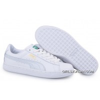 Puma Basket II Sneakers White Best