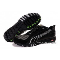 Puma Complete Vectana Shoes BlackSilver 890 New Release
