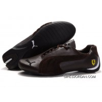 Puma Engine Cat Low Shoes Brown New Style