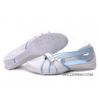 Puma Espera Ii Sandals White/Light Blue Cheap To Buy