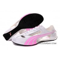 Puma Espera Ii Sequins White/Pink Top Deals